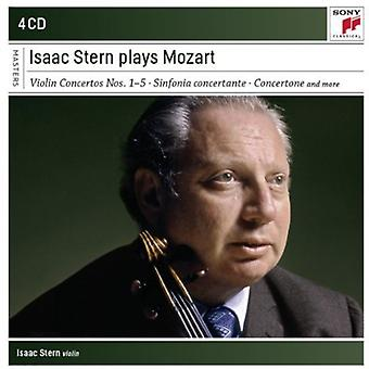 Isaac Stern - Isaac Stern spiller Mozart [CD] USA import