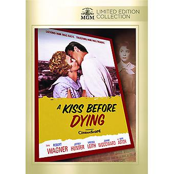 Kiss Before Dying [DVD] USA import