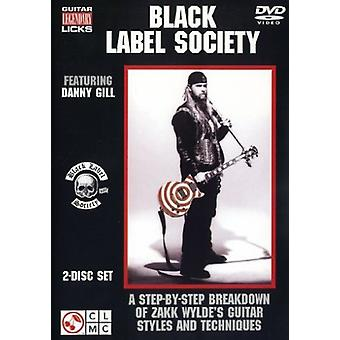 Black Label Society - Black Label Society [DVD] USA import