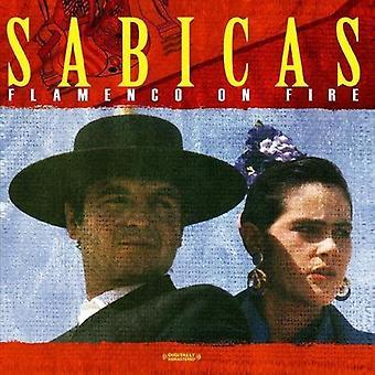 Sabicas - Flamenco auf Feuer [CD] USA import
