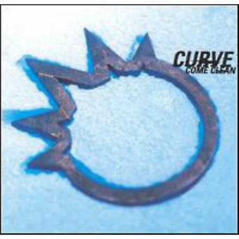 Kurve - kommer ren [CD] USA import