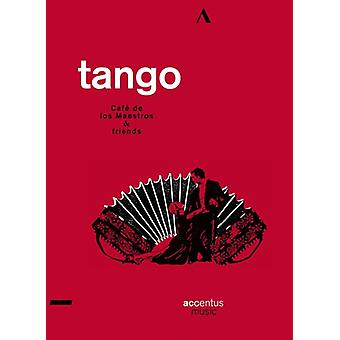 Tango - import Taucher verblüfften [DVD] USA