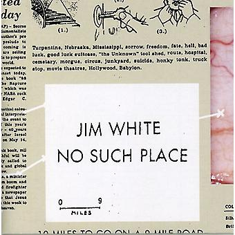 Jim White - No Such Place [CD] USA import