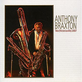Anthony Braxton - 12 + 1 Tet Victoriaville 2007 [CD] USA importerer