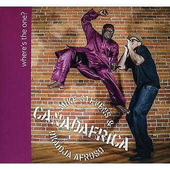 Canadafrica: Mike Stevens & Okaidja Afro - Wheres ene? [CD] USA import