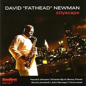 David Fathead Newman - Cityscapes [CD] USA import