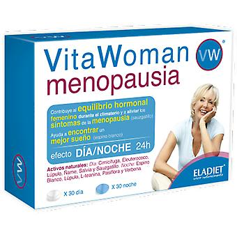Eladiet Vita Woman Menopause 60COMP. (Vitamins & supplements , Special supplements)