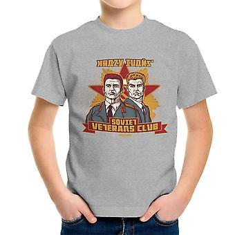 Krazy Ivans Ivan Drago Ivan Danko Dolph Lundgren Arnold Schwarzenegger børne T-Shirt