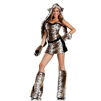 Be Wicked BW1293 6 Piece set Temptuous  costume