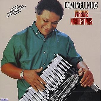 Dominguinhos - Veredas Nordestinas [CD] USA import