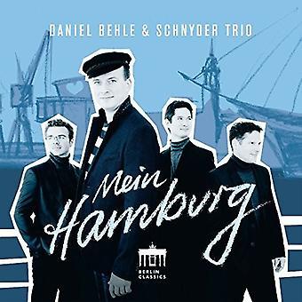 Behle, Daniel / Schnyder trío / cuarteto de Klaubautermann - importación de Estados Unidos Mein Hamburgo [CD]