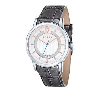 CROSS men's stainless steel wrist watch - Cambria