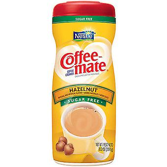 Nestle Coffee Mate Sugar Free Hazelnut Coffee Creamer