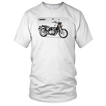 Honda CB1100 Big Bike Classic Motorcycle Moto Biker Kids T Shirt