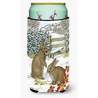 Carolines skarby ASA2034TBC królików wysoki chłopiec napojów izolator Hugger