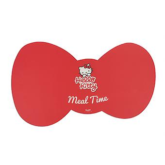 Hello Kitty Meal Time Pet Feeding Mat
