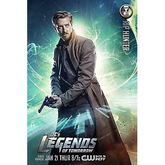 Legends of Tomorrow Movie Poster (11 x 17)