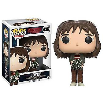 Fremde Dinge Funko Pop Christmas Light Joyce Vinyl Figur