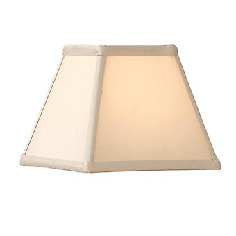 Alice Five Inch Oyster Faux Silk Shade - Interiors 1900 Any5cr
