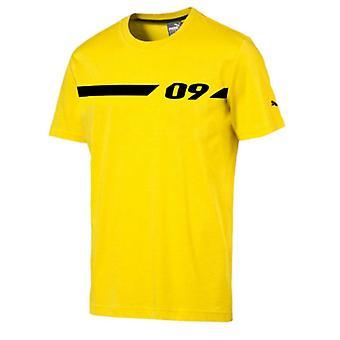 2015-2016 Borussia Dortmund Puma 09 Tee (geel) - Kids