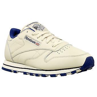 リーボック CL Lthr 28413 普遍的なすべての年の男性靴