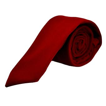 Luxury Red Velvet Tie