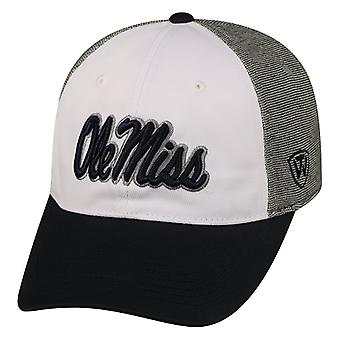 Ole Miss Rebels NCAA TOW Hustle Stretch Fitted Hat