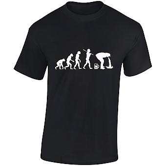 Drunk Evolution Mens Drinking T-Shirt 10 Colours (S-3XL) by swagwear