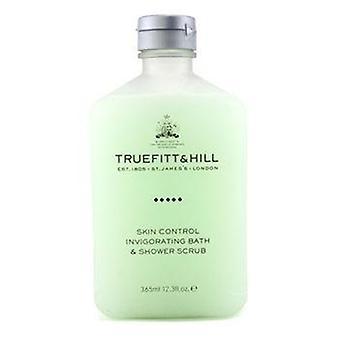 Truefitt & Hill huden kontroll styrkende bad dusj Scrub - 365ml/12.3 oz