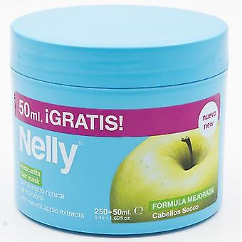 Nelly Dry hair mask apple 250 ml + 50 ml