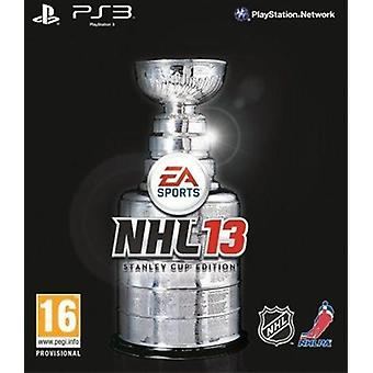13 NATIONAL HOCKEY LEAGUE Stanley Cup udgave (PS3)