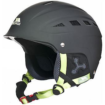 トレスパス メンズ Furillo ABS シェル ショック吸収スキー スノーボード ヘルメット