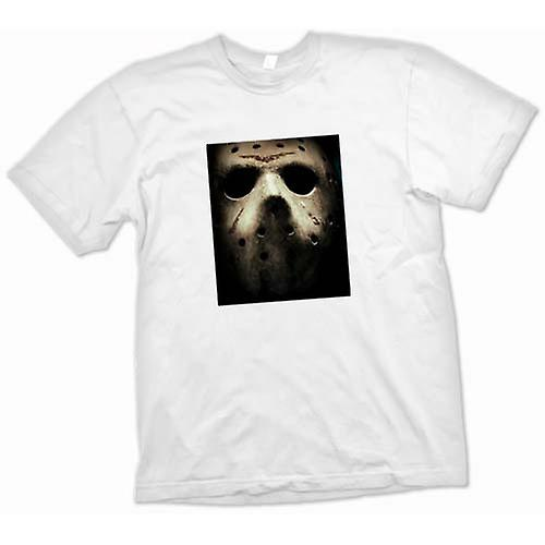 Womens T-shirt - Friday Th Hocky Mask Horror