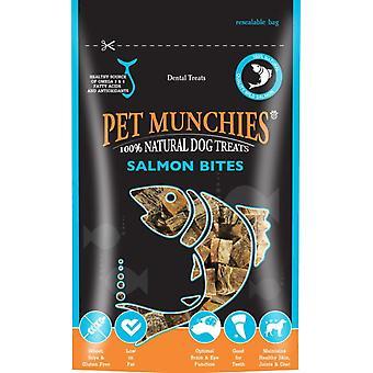 PET-Knabbereien Lachs beißt 90g