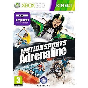 Motionsports adrenalin - Kinect kompatibel (Xbox 360)