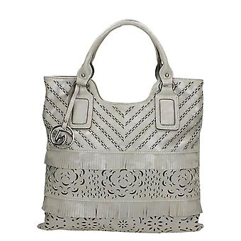 Ladies Remonte Shoulder Bag Q0332-42 - Grey Synthetic - One Size