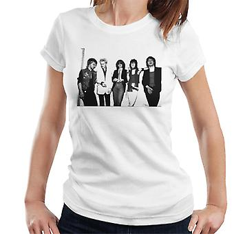Generation X Backstage With Ian Hunter Women's T-Shirt
