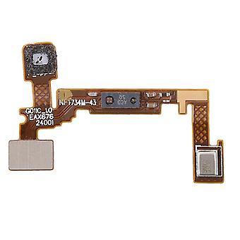 Google pixel 2 XL mikrofon sensor Flex kabel kabel Reparationsdelar ny