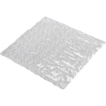 Bubble tas (W x H) 200 x 200 mm transparant polyethyleen (PE)