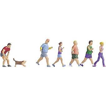 NOCH 15869 NOCH 15869 H0 siffror - joggare