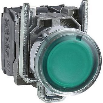 Pulsador plano verde Schneider Electric armonía XB4BW33B5 1 PC
