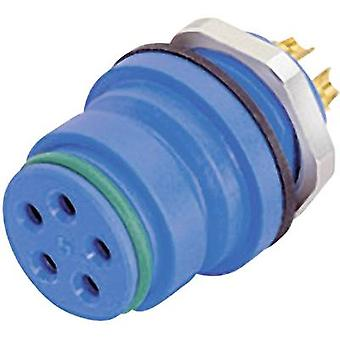 Binder 99-9108-60-03 Series 720 Miniature Circular Connector