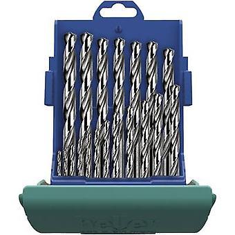 HSS Metal twist drill bit set 25-piece Heller 219