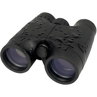 Berger & Schröter 30730 Binoculars 10 x 42 mm Black