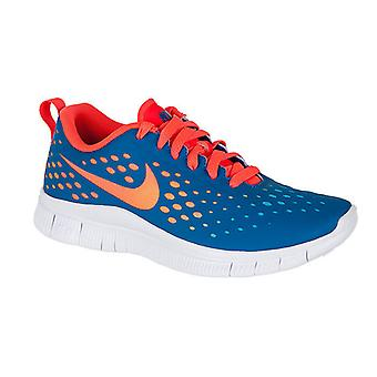 NIKE free express junior sneakers running shoes blue