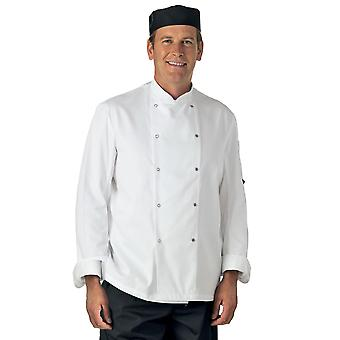 Dennys Long Sleeve Köche Jacke - DD08
