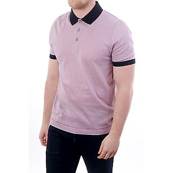 Ted Baker Mens Beagle Striped Ribstart Polo