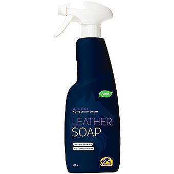 Cavalor Leather Soap 500 ml (Horses , Saddle , Saddle cleaning , Cleaning)