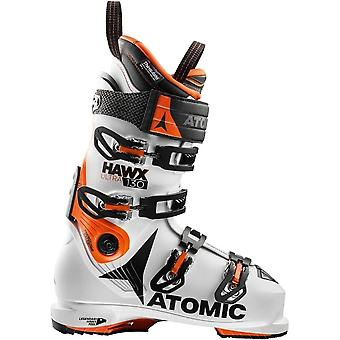 Atomic Hawx Ultra 130 Ski Boot - White Black