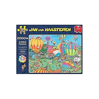 Jumbo puzzel JvH Ballon festival 2000pc